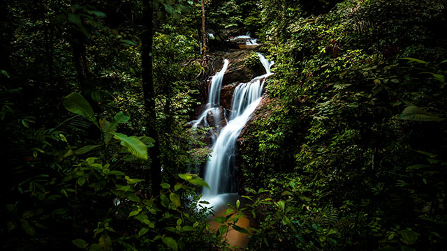 Sungai Pisang Waterfall – Visit Selangor
