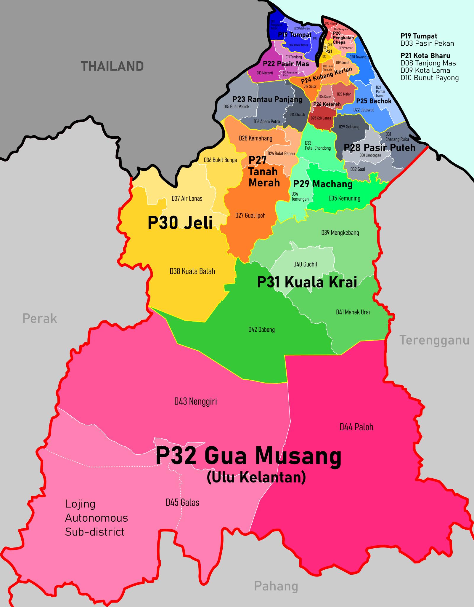 Dewan Undangan Negeri Kelantan State Legislative Assembly