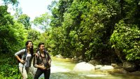 Sungai-Chiling-Waterfall