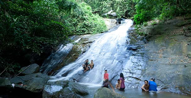 Gabai Falls Tourism Malaysia