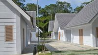 New Kuala Selangor Nature Park chalets available for rent.