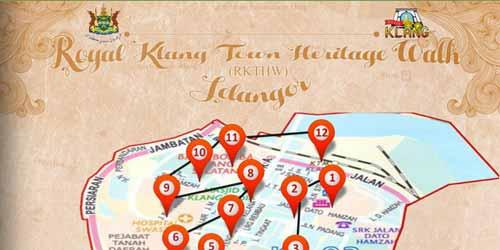 Klang Heritage Walk