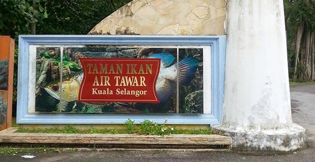 Taman Ikan Air Tawar Kuala Selangor