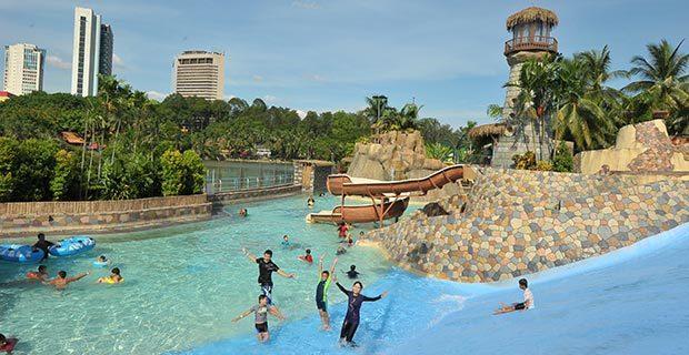 Shah Alam Wet World Theme Park